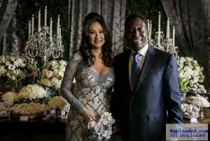 Photos: Brazil Legend Pele Marries For The 3rd Time